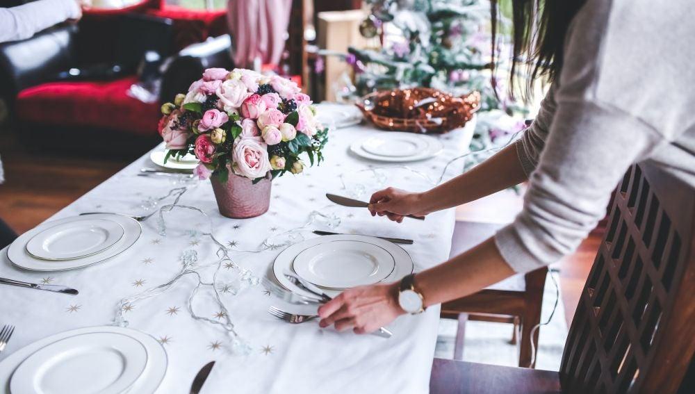 Una de las personas que se siente a esta mesa durante Nochebuena sufrirá un infarto