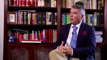Agustín Martínez, el abogado defensor de tres miembros de 'La Manada'