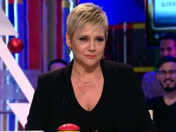 Gloria Serra en Zapeando