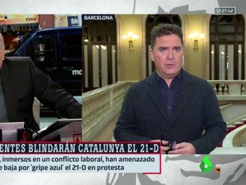 Antonio García Ferreras y Carlos Quílez