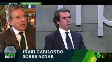 """Iñaki Gabilondo, sobre Aznar y Cataluña: """"Él sueña con la reconquista. Está actuando como si avanzara en tierra de infieles"""""""