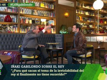 Entre la inviolabilidad del rey y el debate sobre monarquía o república: así ve Iñaki Gabilondo el futuro de España