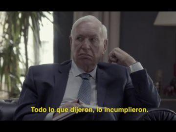 José Manuel García Margallo, en Salvados