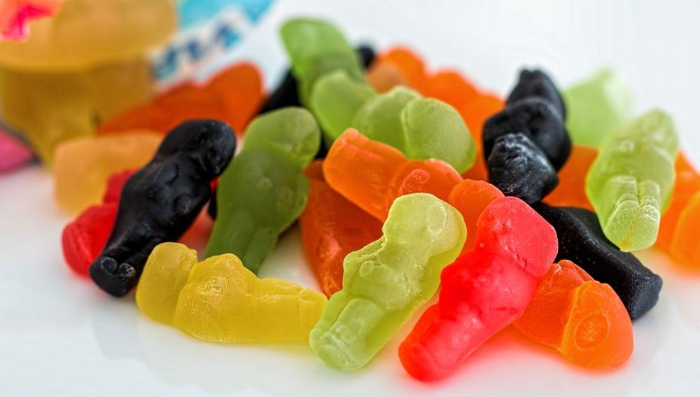 Ositos de gominola sabores