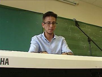 Víctor, profesor LGTBI