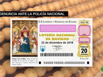 Esto es lo que debes hacer en caso de perder un décimo premiado de Lotería de Navidad