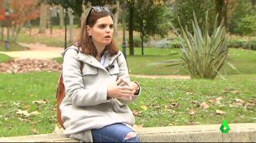 Alejandra perdió a su hija en el quinto mes de embarazo