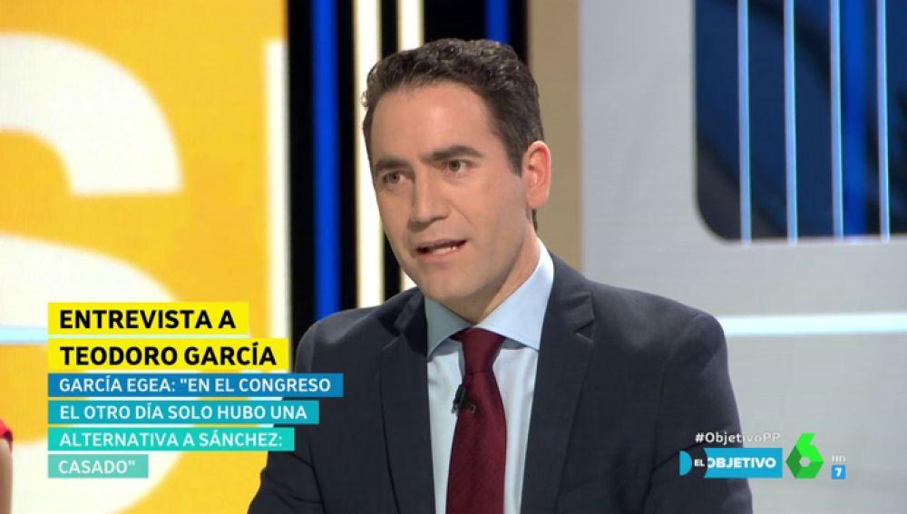 Teodoro García en El Objetivo