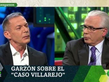 ¿Habló Garzón con Villarejo sobre la Gürtel? ¿Sabía que grababa a todos? El exjuez habla de su relación con el excomisario