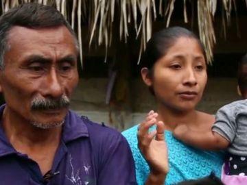 Habla la madre de Jackeline, la niña muerta en la frontera de EEUU