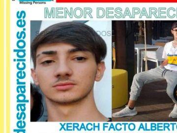 Localizan en buen estado al joven de 16 años desaparecido en Adeje (Tenerife)