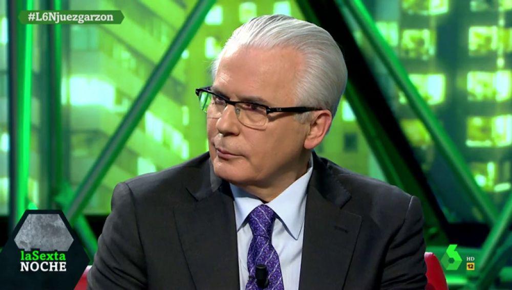 """Garzón, sobre la querella por """"confabular"""" para instruir el caso 'Gürtel': """"No hay tema, es falso"""""""