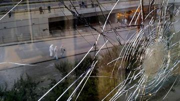 Atentado con un explosivo en la sede de una televisión privada griega.