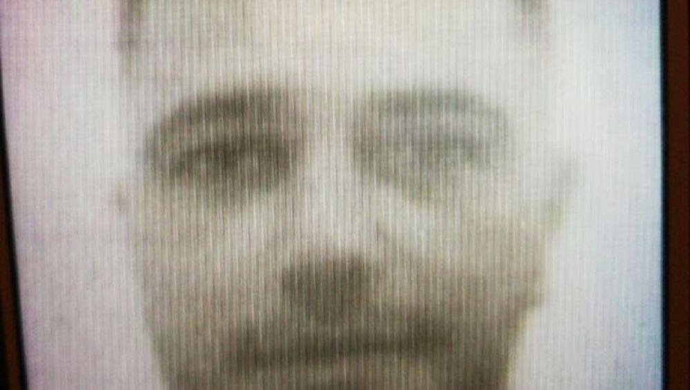 Imagen del radical islamista de origen holandés detenido en Cataluña