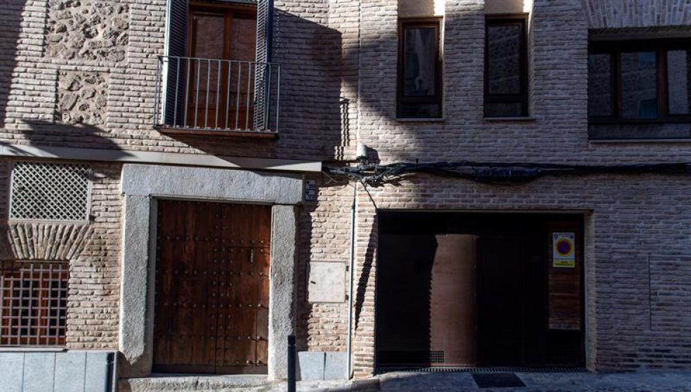 La presunta casa de El Lazarillo de Tormes