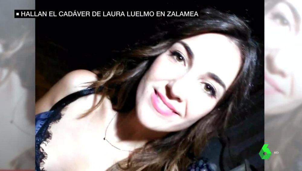 Laura Luelmo, la joven encontrada muerta en Zalamea la Real tras su desaparición