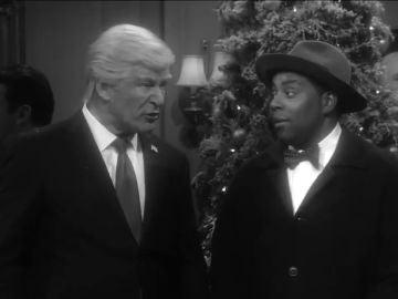 """Trump pide ilegalizar el programa """"Saturday Night Live"""" de la NBC"""