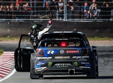 Volkswagen en el Mundial de RallyCross