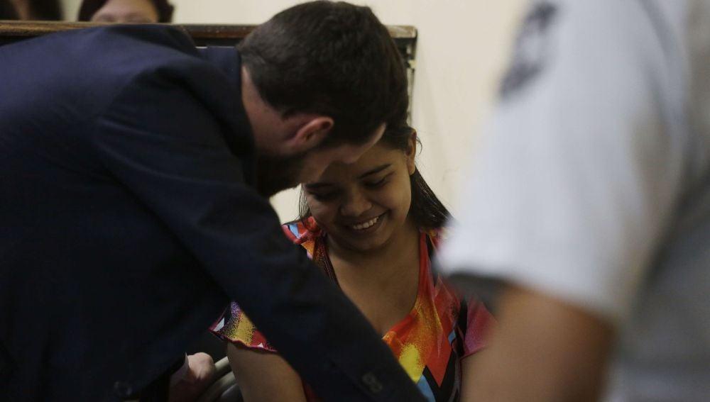 Imelda Cortez, la mujer que ha sido absuelta en El Salvador