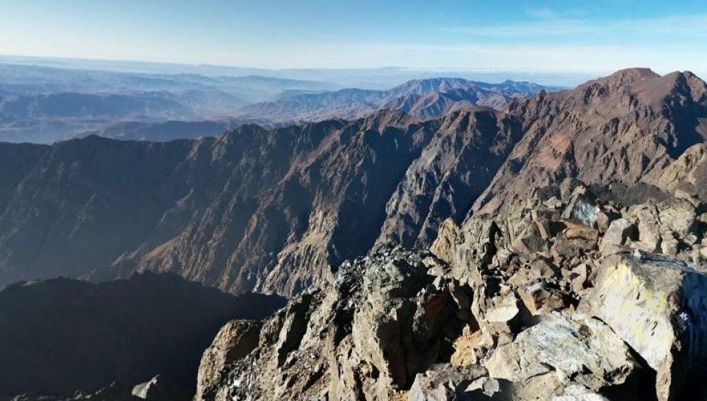 Monte Tubqal, Marruecos / Imagen de archivo