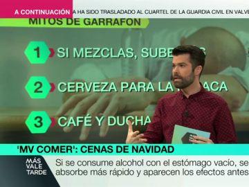 Luis Alberto Zamora, desmontando mitos del alcohol
