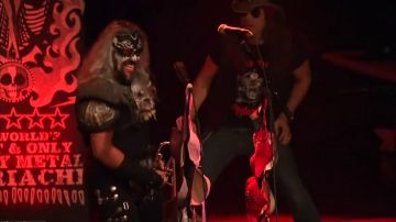 Metalachi, la fusión del metal y el mariachi que triunfa en México y otras fusiones musicales