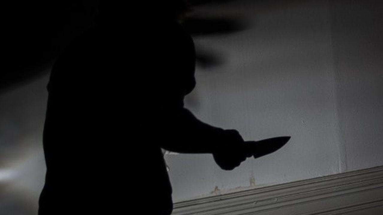 Imagen de archivo de un cuchillo.