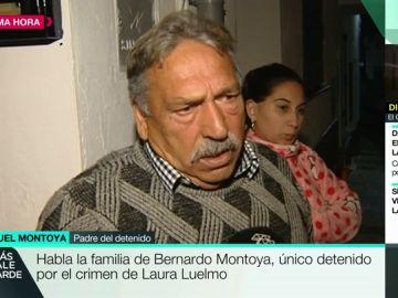 Manuel Montoya, padre de Bernardo Montoya