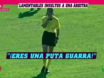 """Insultos machistas y racistas a una árbitra y a su asistente en Palencia: """"Tenías que haberte quedado en tu tribu"""""""