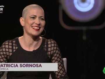 """Habla la cómica Patricia Sornosa sobre la desigualdad de género en el humor: """"Los chistes se escriben con el cerebro, no con el pene"""""""