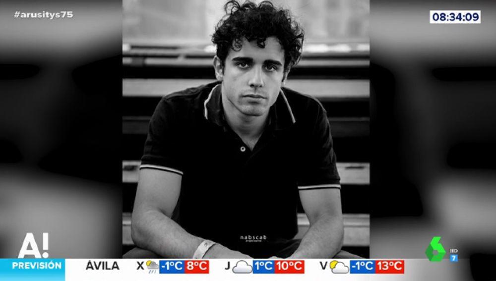 Diego Ibáñez, el vocalista de 'Carolina Durante'