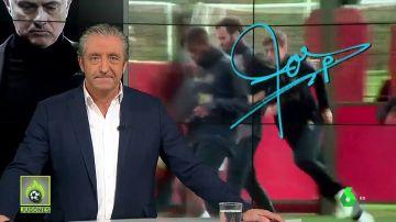 """Josep Pedrerol: """"Si tienes a un jugador como Pogba en un equipo, todo se complica. Y Pogbas hay en todos los vestuarios"""""""