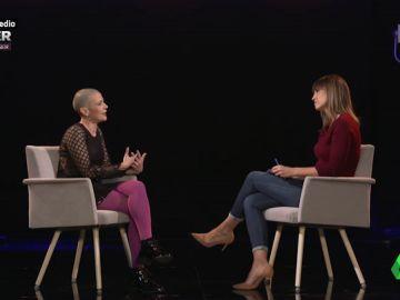Sandra Sabatés entrevista a Patricia Sornosa