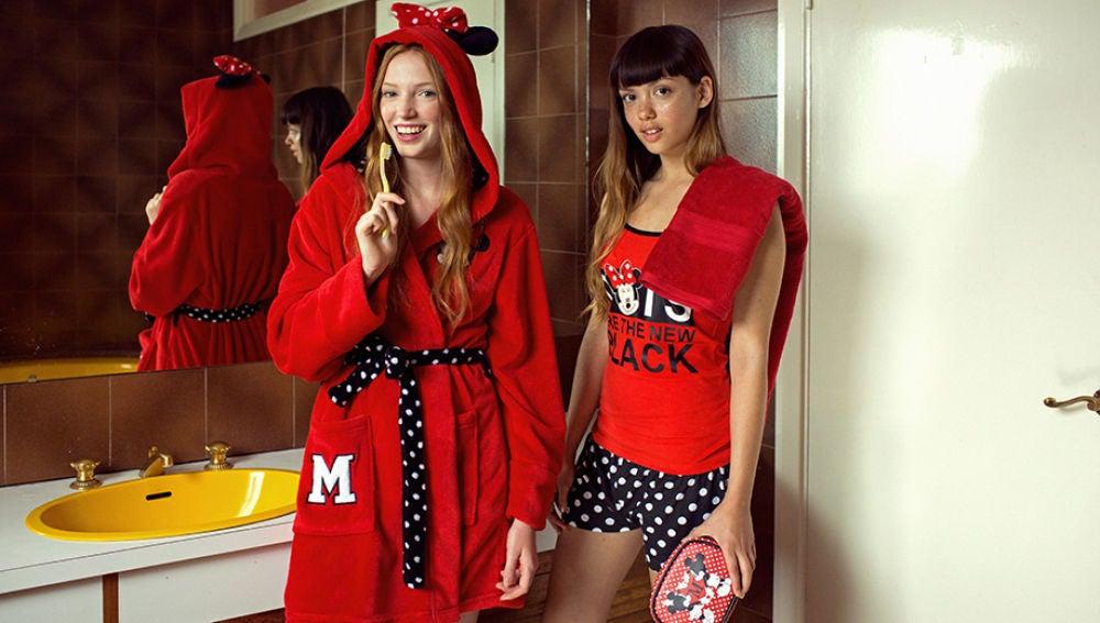 Pijamas de Minnie Mouse