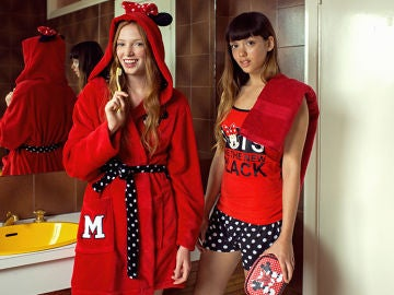 Pijamas de Minnie Mouse
