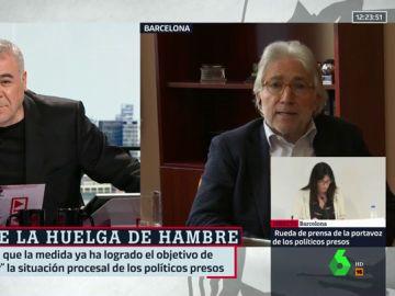 Antonio García Ferreras y Josep Sánchez Llibre