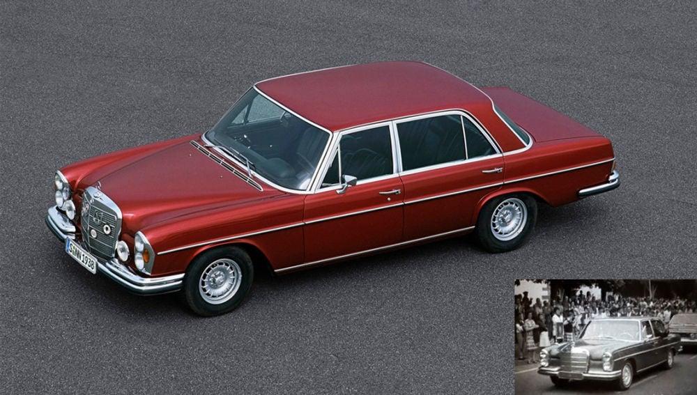 Mercedes Benz 300 SEL (1971)