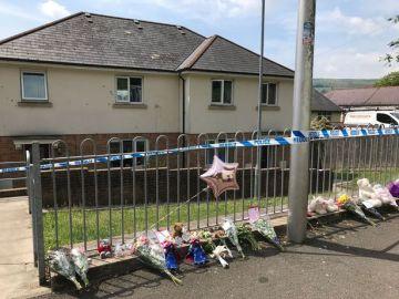 La casa en la que fue asesinada Amelia Boorke