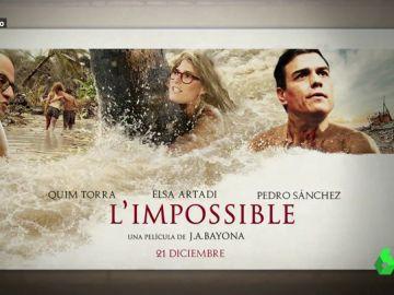 Película L'Impossible, de El Intermedio