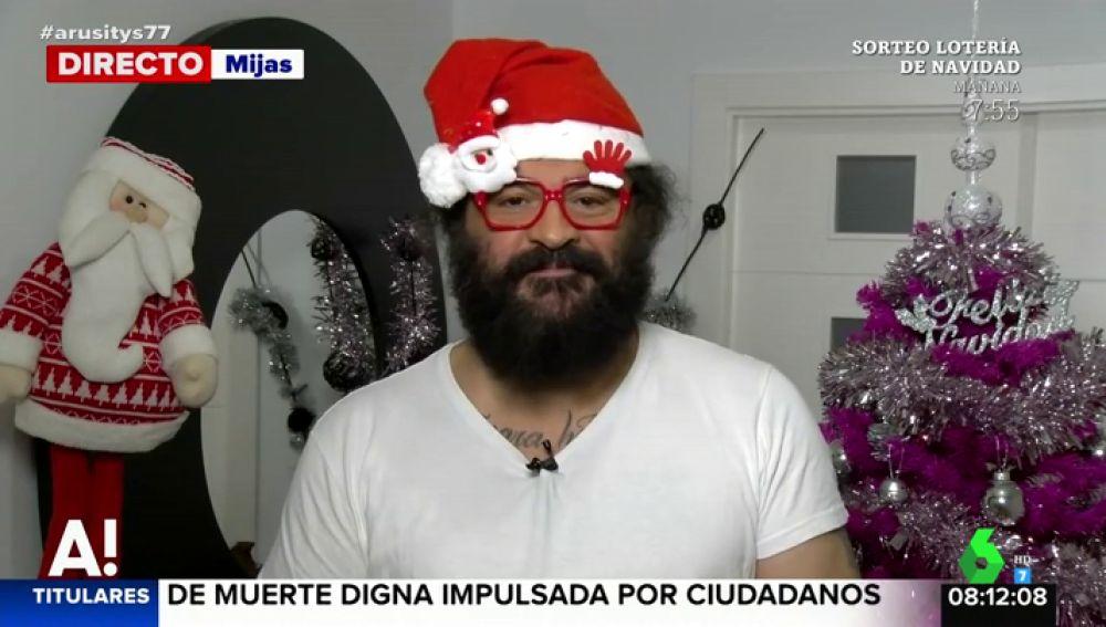 El 'dardo' de El Sevilla a Sandro Rey tras su predicción fallida sobre la final de OT