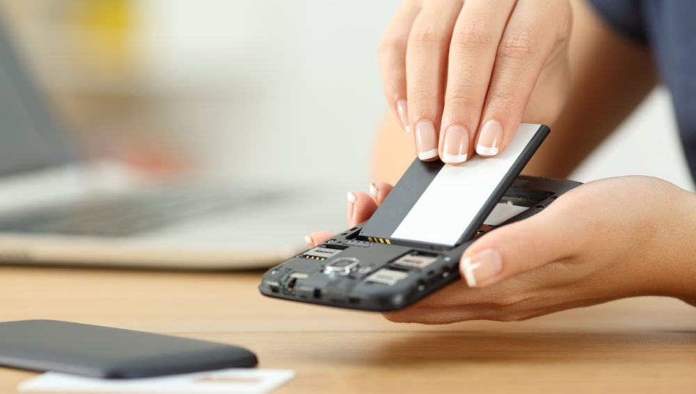 Batería móvil