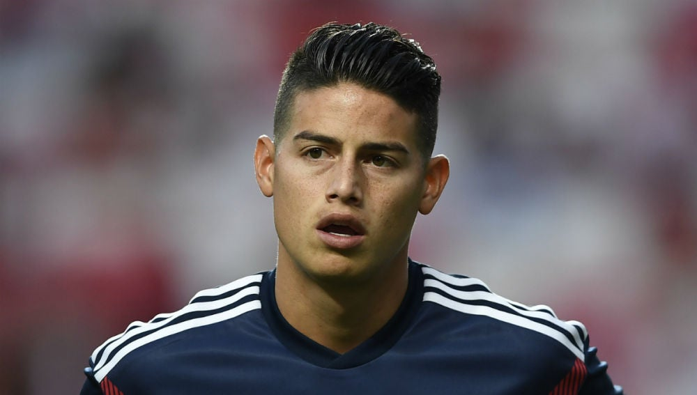 James Rodríguez: