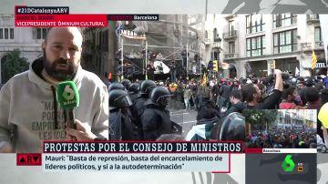 """Mauri critica el cambio de nombre de El Prat: """"¿Esa era la gran cosa que Sánchez tenía que hacer aquí?"""""""