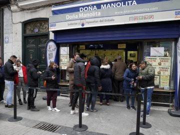 Administración 'Doña Manolita'