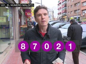 El 87.021 es el número maldito de la Lotería de Navidad: estas son las razones