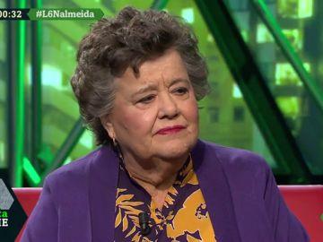 """Cristina Almeida: """"En España se puede estar hasta 40 años en la cárcel sin la prisión permanente revisable"""""""