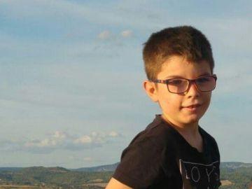 Samuel, niño con una enfermedad ultrarrara