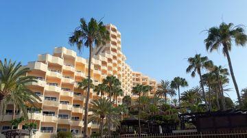 Bloque de pisos vacacionales Canarias