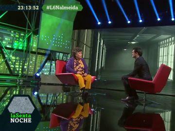 """La opinión de Cristina Almeida sobre Vox: """"Estaban metidos en el PP pero se fueron y se hicieron de extrema derecha"""""""