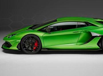 Lamborghini Aventador Híbrido